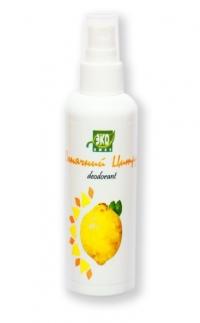 Дезодорант сонячний цитрус
